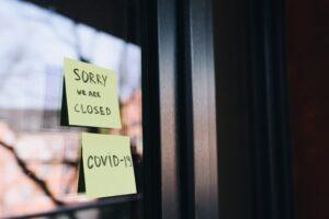 De coronacrisis zorgt voor evenveel faillissementen tijdens dieptepunt crisis 2013