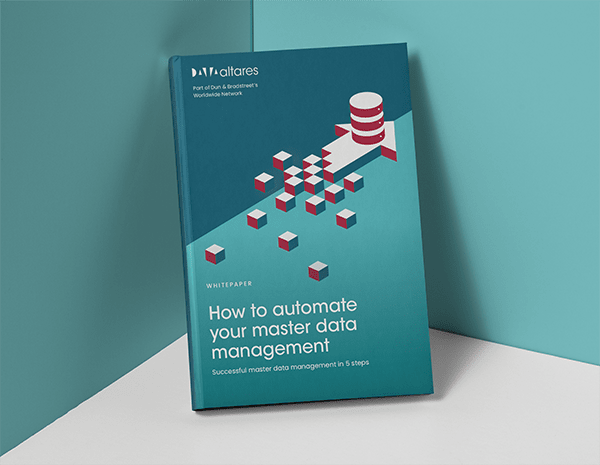 Whitepaper - How to automate your master data management